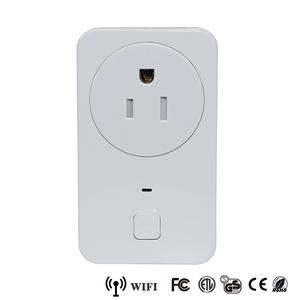 Оптовая продажа Беспроводной Wi-Fi Smart Plug США удлинитель с Google дома