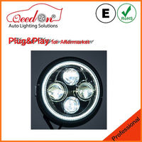 Qeedon super bright with halo ring 18w led work light