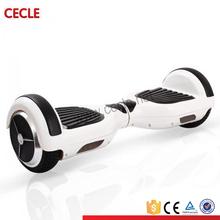 Electric two wheels self balancing electric