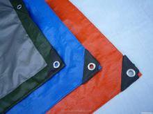 90~150gsm 10X12 PE fabric Tarpaulins,pe waterproof covers Factory