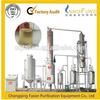 high efficiency Lubricating Oil Distillation & oil refinery Equipment