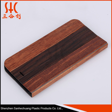 2015 Top quantity Eco friendly wood and tpu phone case for iphone