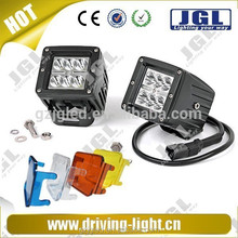 Led light cree flexible professinal 12v 18w cree led work light led rigid work light bar