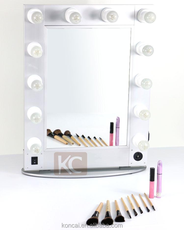 professionele aluminium beauty salon spiegel make up. Black Bedroom Furniture Sets. Home Design Ideas