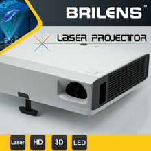 Cheap 3800 lumens DLP LED laser mini projector mobile phone