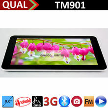 9 inch MTK8312 dual core phone call tablet pc Bluetooth FM GPS Full Function Android 4.4 C