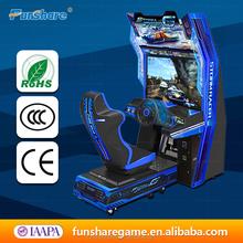 Race Car Arcade Machine Manufacturer Simulator Game Arcade Machine