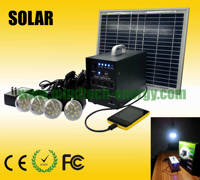 10w buy nano solar panel system ( led bulbs, usb mobile charger, made in China)