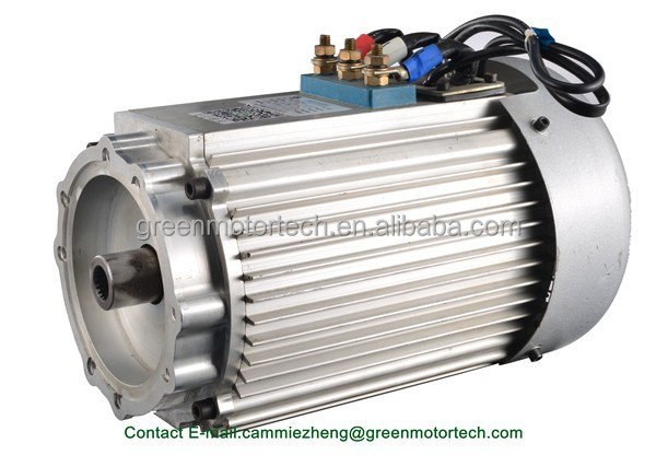 Electric car engine motor battery power supply to electric for Battery powered dc motor