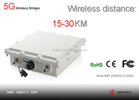 5GHz 20KM long range wireless wifi bridge CPE/ Access piont/router/wireless bridge