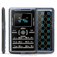 6mm C5 card phone china mobile phone with price Very small Mobile phone price in Thailand