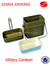 CHINA XINXING High Quality Cheap Military Army Stainless Steel Water Canteen Bottle