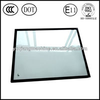 High quality Sumitomo SH 280 Excavator Parts cab glass windshield