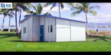 2015 New Concrete Panel flat house plans