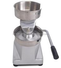 upgrade design Meat pie presser /Manual meat pie press machine/meat cutting machine