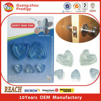 plastic adhesive wall protection bumper guard