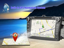 Quick Delivery 8 inch High Resolution Touch Screen Android Special Car DVD/3G/Wifi