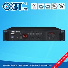 OBT-D6155 All in one amplifier,Multi zone amplifier 150w,250w,350w,450w,550w,650w