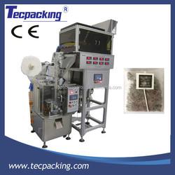 Automatic ultrasonic sealing pillow tea bag packing machine