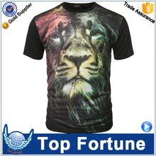 manufacture printed men t-shirt design