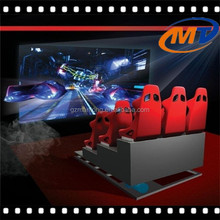 Mobile 7D Cinema , Exiciting truck Cinema Snow/Bubble Simulation