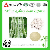 Natural Starch Blocker White Kidney Bean Extract Powder/Phaseolin more than 1%
