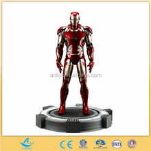 custom made robot man toy action figure toy plastic OEM robot figure toy