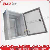 high quality IP66 electricalsheet metal waterproof outdoor electrical box/electrical panel/ip55 enclousure