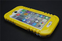 Durable Waterproof Dust Shockproof Full Protective Case Cover for iPhone 6 Plus 5.5 inch