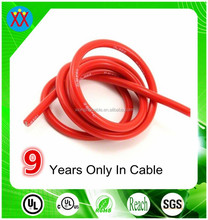 200 Degree High Quality Flexible Silicone Rubber Cable