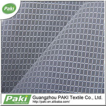 420D noble design diamond jacquard polyester coated oxford luggage fabric