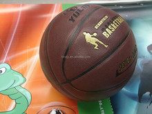 branded yulin custom basketballs with customers logo