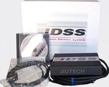 isuzeIDSS INTERFACE ORIGINAL heavy duty truck diagnostic scanner