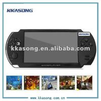 4.3 Inch Portable PMP Handheld Game Player 4GB MP3 MP4 MP5 Video FM Camera Game Console paypal payment acceptable
