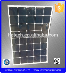 china high efficient monocrystallin 150w flexible thin film solar panel with best prices
