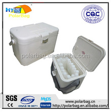 packaging box with ice pack