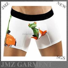 cotton men boxers, print underwears, high quality underwears