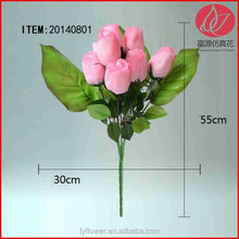 Special professional wedding peach rose