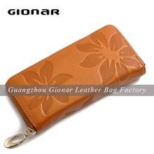 wholesale top quality genuine leather famous luxury brand design women wallets from china manufacturer