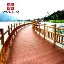Wodsto cala wd16-6 pavimentazione ponte di legno sintetico