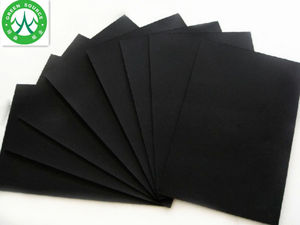 FSC qualification recycled black core board