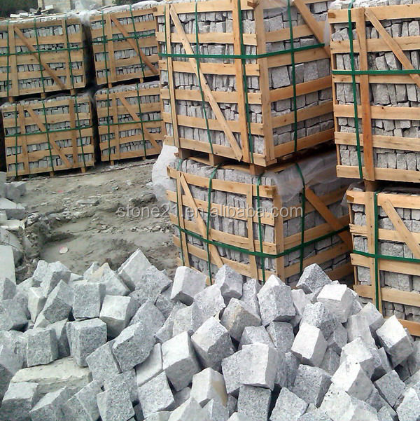 Granite Stone Blocks Stone,block Paving,edging