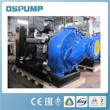 Heavy Duty/Solid Handling/Trash 10'' Self-Priming Pumps