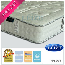 China Mattress Supplier Sleep Well Bonnell Spring Mattress