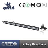 High Power 50 inch led light bar 288W double row auto led bar light