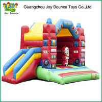 fire truck inflatable jumping castle jumpers inflatables big jumpers for sale