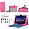Paypal tablet accessory bag flip leather cover case for Microsoft surface 3