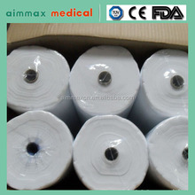 hospital medical PP nonwoven Disposable bed sheets sale in roll/pieces