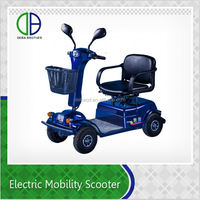 Advanced & Safety Electric Scooter With Pedals