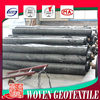 DAX black plastic mulch,woven geotextile for railway